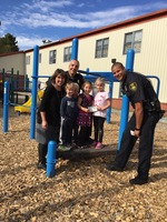 Gardiner PD Supports Playground Needs!