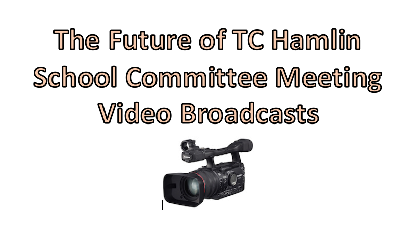 ALL Videos of TC Hamlin Committee Meetings