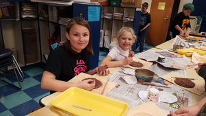Pottery Lesson in Art