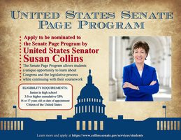 United States Senate Page Program