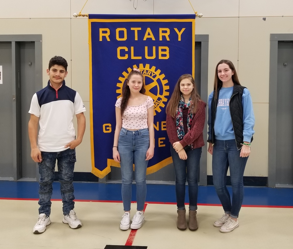 GAHS Students of the Month-October