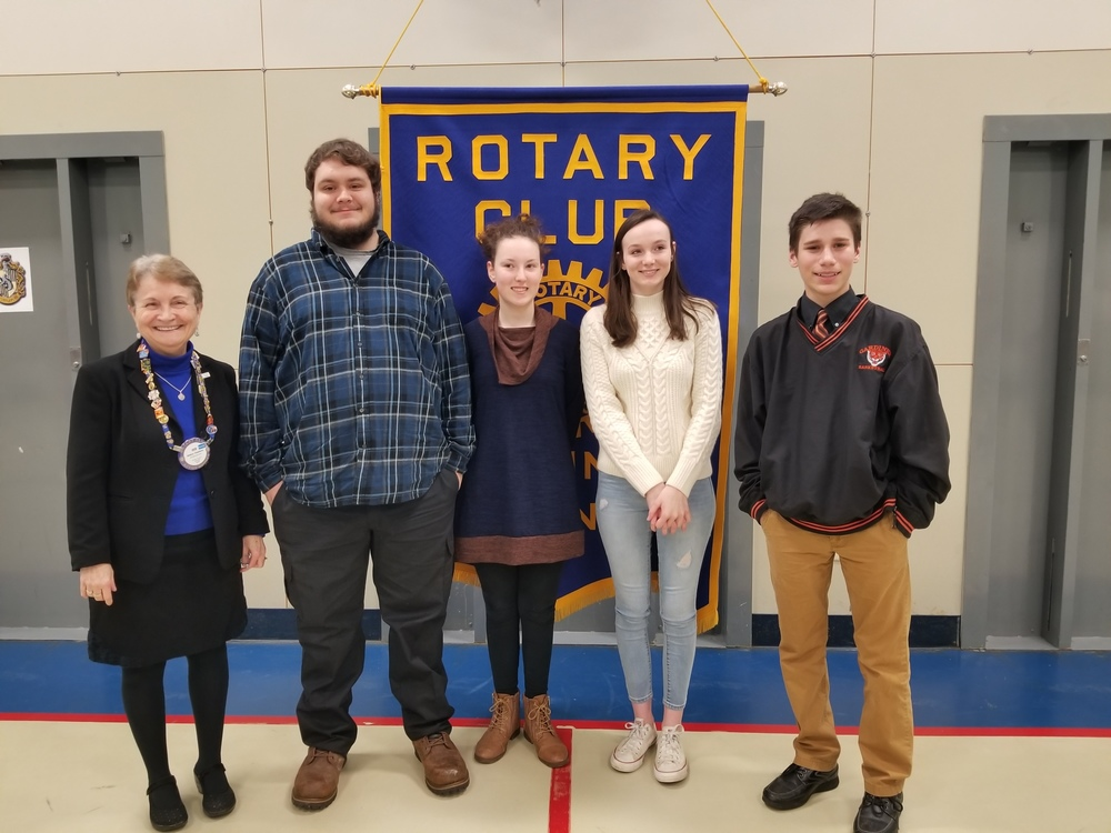 GAHS Students of the Month-December