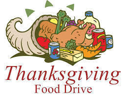 Thanksgiving Basket Food Drive - GAHS