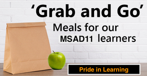​MSAD 11 Remote Lunch Signup: September 16 - 22, 2020