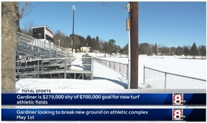 WMTW Channel 8 news ABC Athletic Complex