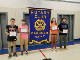 GAHS Students of the Month-September