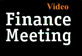 Finance Meeting Video 3/12/2019