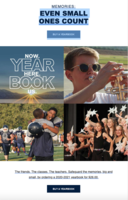 GRMS YEARBOOKS