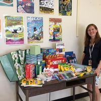 Back-to-School Supplies Courtesy Wiscasset Ames True Value Hardware
