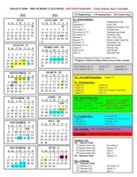 MSAD 11 2020-2021 School Calendar REVISED 2/4/2021