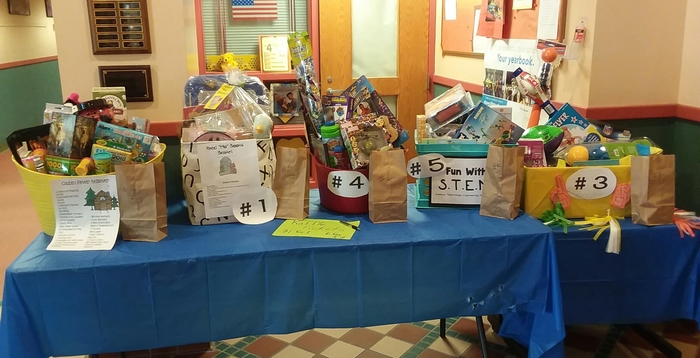 LER Raffle Baskets