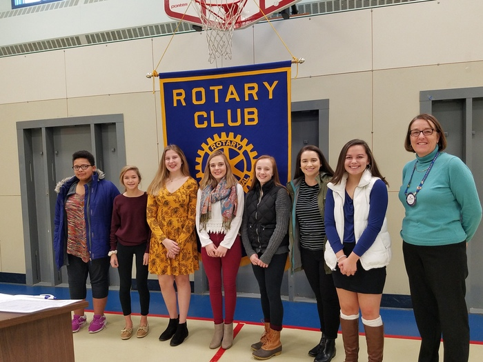 Gardiner Rotary Club Student of the Month (Nov. & Oct.)