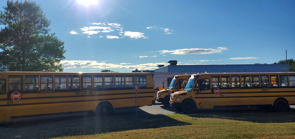 The buses are back!