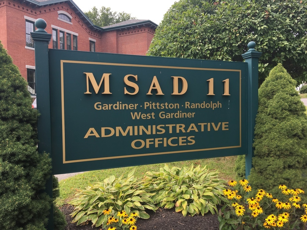 MSAD11 Central Office Building